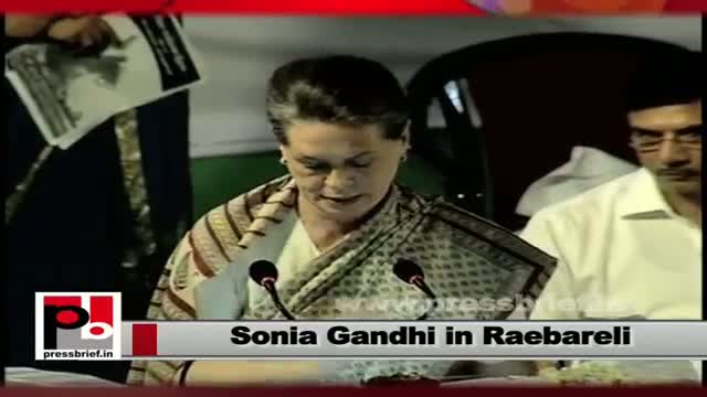Sonia Gandhi: UPA always keen for betterment of the people