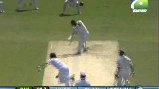 Pak vs SL 2nd Test- Khurram Manzoor Batting (1st Inning)
