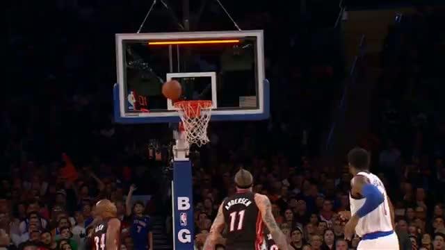 NBA: Tim Hardaway Jr's SICK Putback Jam Over Ray Allen