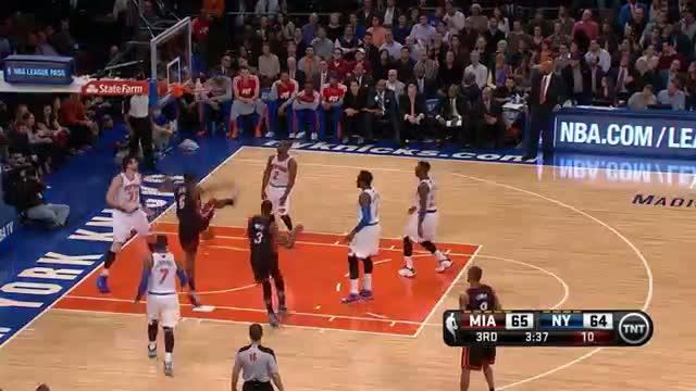 NBA Top 5 Plays: January 9th