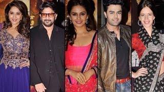 Dedh Ishqiya PREMIERE -- Madhuri, Huma, Kalki & Manish ATTEND