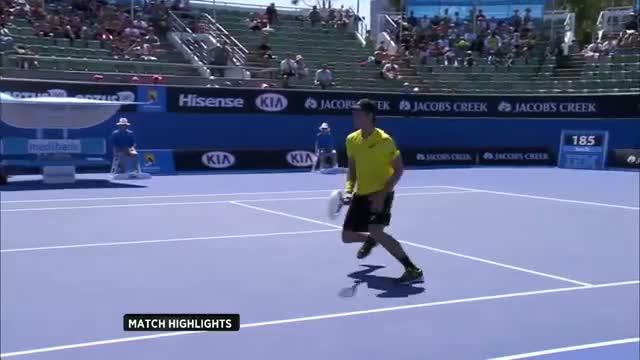 Australian Open Qualifying Day 4 - Kudla v Kuznetsov Highlights