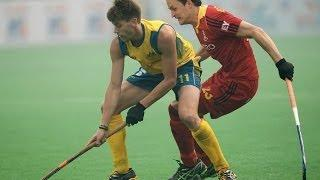 Australia vs Belgium - Men's Hero Hockey World League Final India Pool B [10/01/2014]