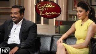 Koffee With Karan Season 4: Anurag Kashyap & Anushka Sharma