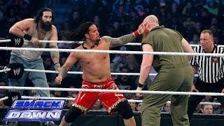 The Usos vs. Luke Harper & Erick Rowan: WWE SmackDown, Jan. 10, 2014