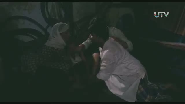 Shahid (Movie Scene) - Shahid's family hides from rioters