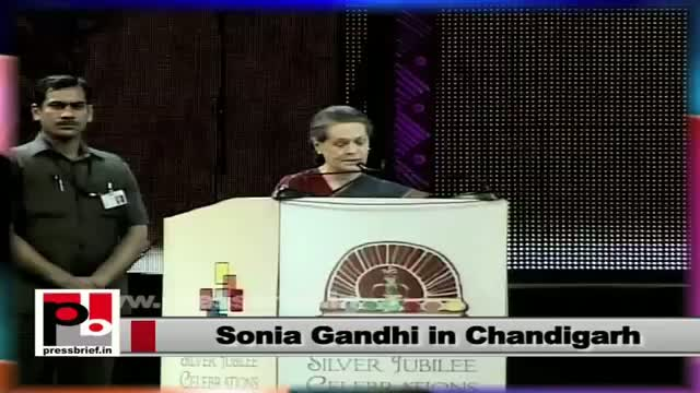 Sonia Gandhi: We need to uplift the artists, performers and organizers