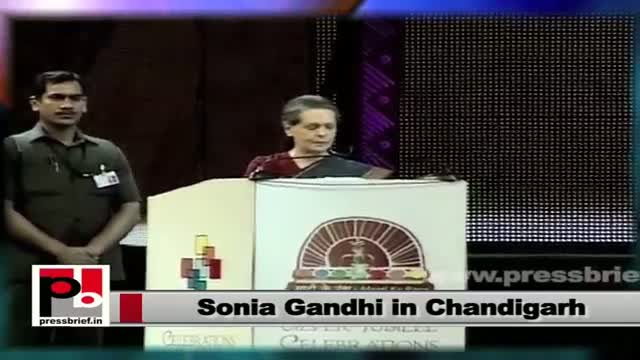Sonia Gandhi: We need to enhance our culture and tradition