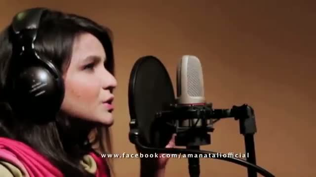 "Official Song ""Naina Lagay"" By Amanat Ali Ft. Maria Meer"