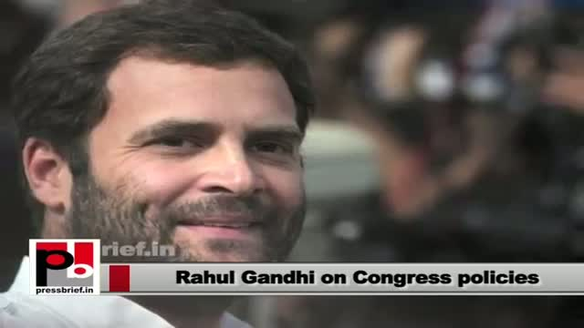 Rahul Gandhi: I want Dalit and poor to participate in assemblies