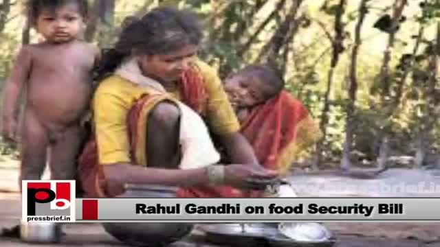 Rahul Gandhi: We want to empower every poor of India