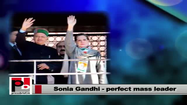 Sonia Gandhi: Every citizen of India is same for, irrespective of his religion
