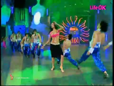Katrina Kaif Performances At 20th Annual Life OK Screen Awards