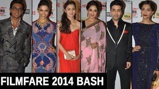 59th Idea Filmfare Awards 2014 PRE AWARDS BASH: EXCLUSIVE VIDEO