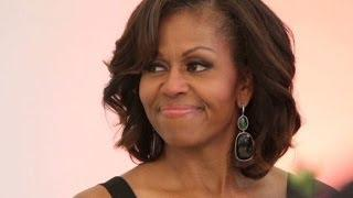 Michelle Obama is 'fifty and fabulous'