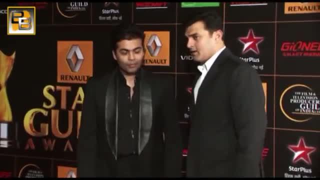 Star Guild Awards 2014 RED CARPET VIDEO
