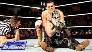 Rey Mysterio vs. Alberto Del Rio: WWE SmackDown, Jan. 17, 2014