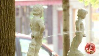 Leaky Statues - Just For Laughs Gags