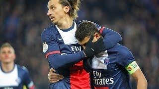 PSG vs Nantes 5-0 All Goals & Highlights And Goals HQ 19/01/2014