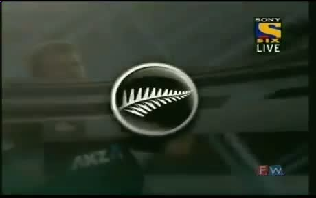 Nathan McCullum Pulls Out Catch of the Season - India Vs New Zealand at Napier