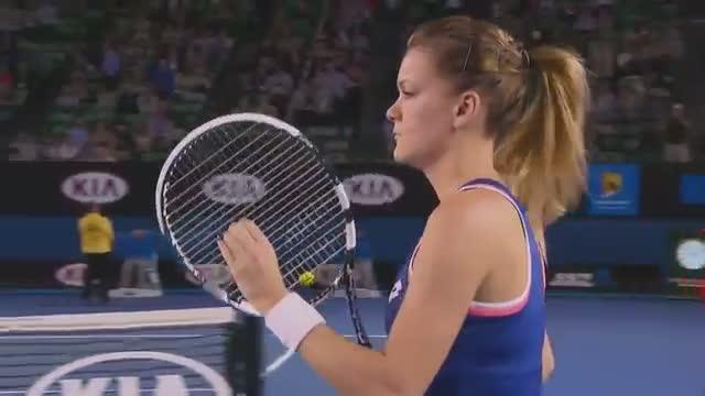 Night 8 highlights - 2014 Australian Open