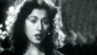 Moh Se Rooth Gayo Mora - Classic Black & White Song - Dilip Kumar, Madhubala - Tarana (1951)