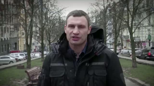 Tensions High in Violent Standoff in Kiev