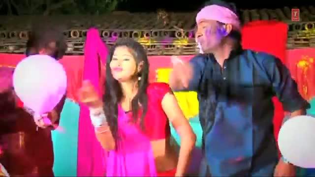 """Bhojpuri Holi Video Song 2014 """"Sankal Baade Babuaan"""" From Movie: Manmauji Holi"""