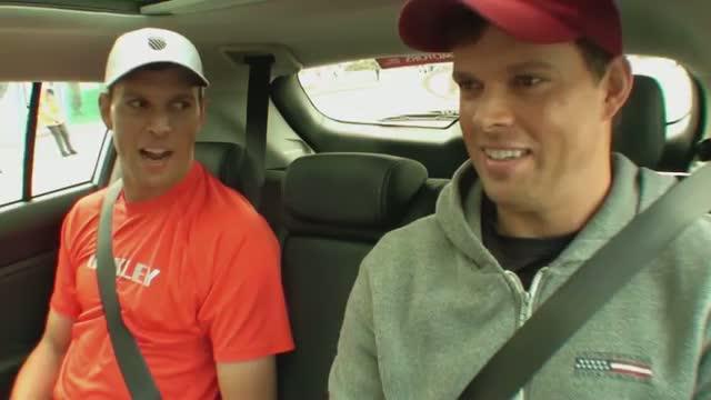 The Bryan Brothers: Kia Open Drive - 2014 Australian Open