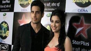 NACH BALIYE 6: Hasee Toh Phasee Promotions   Sidharth Malhotra & Parineeti Chopra