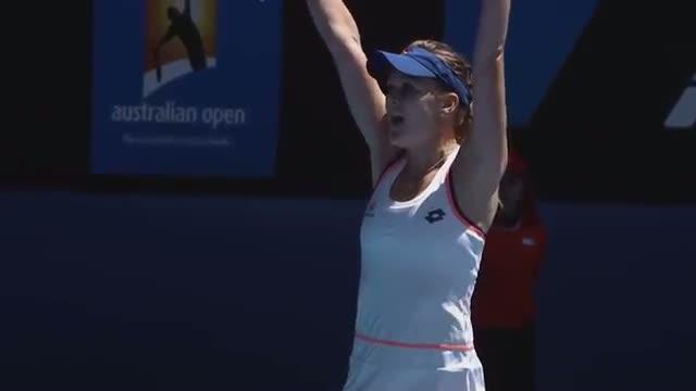 AO Expert: Marion Bartoli on the women's semifinals - 2014 Australian Open