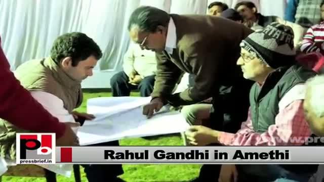Rahul Gandhi : A leader who is one step forward, always