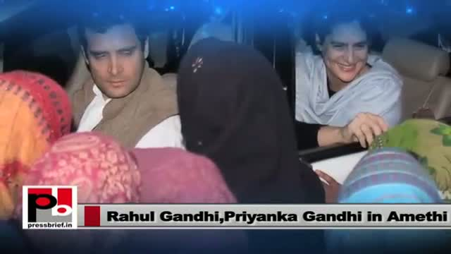 Rahul Gandhi and Priyanka Gandhi Vadra : A hope for every citizen