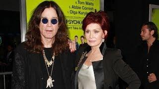 Sharon Osbourne Only Pretended to leave Ozzy for Good Video