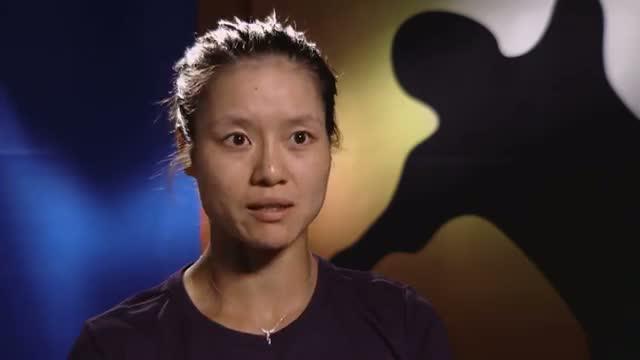 Li Na interview (Semifinal) - 2014 Australian Open Video