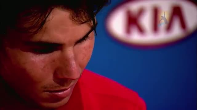 Portrait: Rafa Nadal: Pain - 2014 Australian Open Video