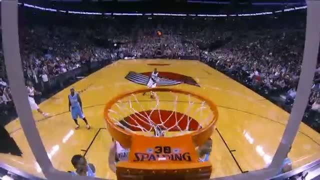 NBA: Damian Lillard's MONSTER Jam