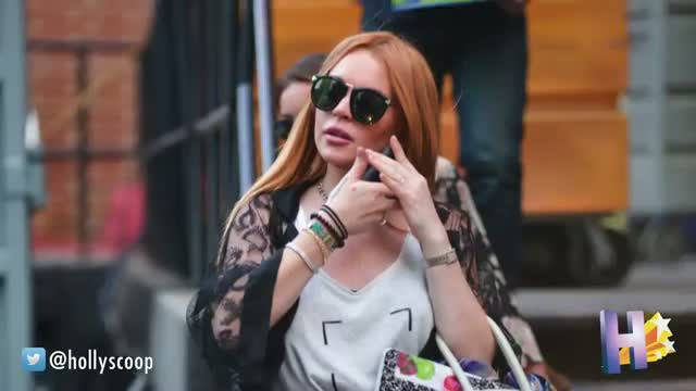Lindsay Lohan Claims She is Sober and Single Video