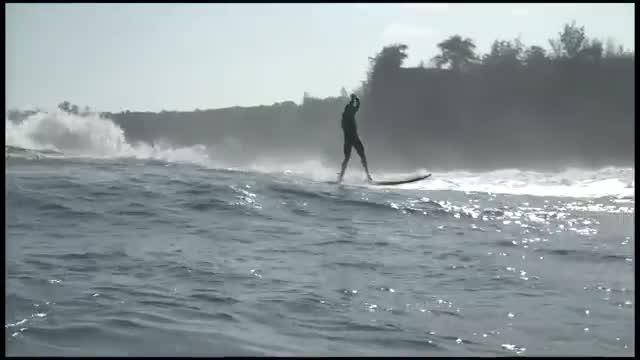 Shaun Walsh at Jaws 3 - 2014 Ride of the Year Entry - Billabong XXL Big Wave Awards Video