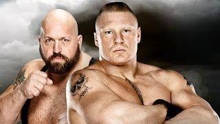 Big Show vs. Brock Lesnar - WWE Royal Rumble- WWE 2K14 Simulation