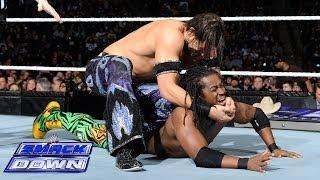 Kofi Kingston vs. Fandango: WWE SmackDown, Jan. 24, 2014