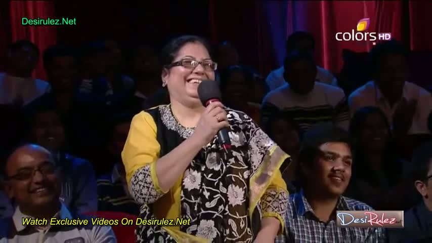Comedy Nights With Kapil - Shekhar Suman, Adhyayan Suman, Ariana Ayam To Promote Their New Upcoming Movie Heartless - 26th January 2014 - Part 4/5