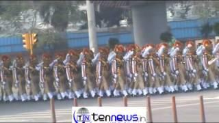 Idia's military and cultural might on display in Republic Day Parade 2014 Video