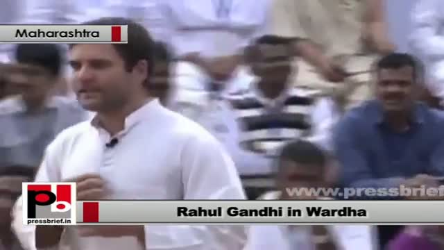 Rahul Gandhi : Local body leaders have to have identity in the party