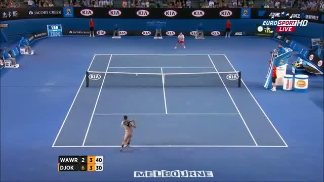ATP Best Points - Australian Open 2014 - HD Video