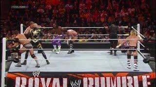 WWE Royal Rumble 2014 Full Highlights Video