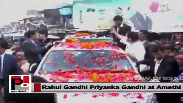 Rahul Gandhi, Priyanka Gandhi: A vision for the country