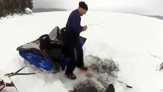 Near World Record Lake Trout