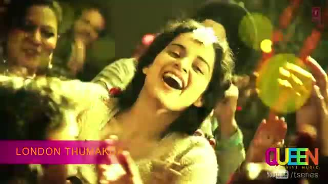 Queen London Thumakda Full Song (Audio) - Amit Trivedi - Kangana Ranaut & Raj Kumar Rao