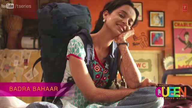 Badra Bahaar Queen Full Song (audio) - Amit Trivedi - Kangana Ranaut, Raj Kumar Rao, Amit Trivedi